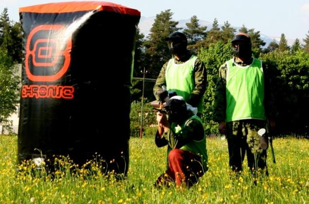 Paintball Liptow