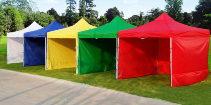 Small tents